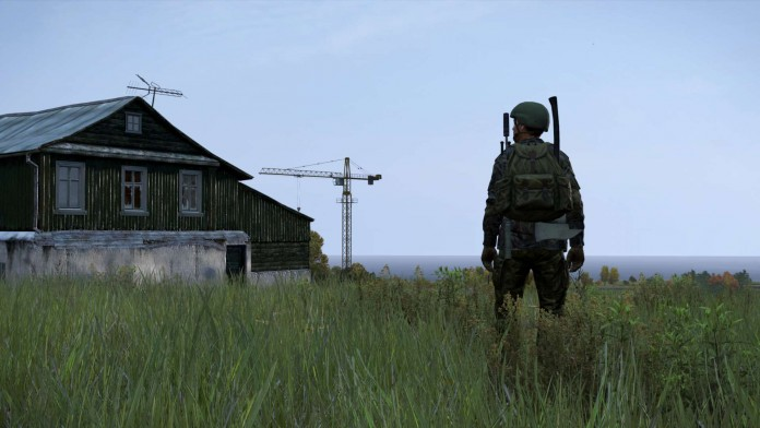 DayZ Enfusion Engine