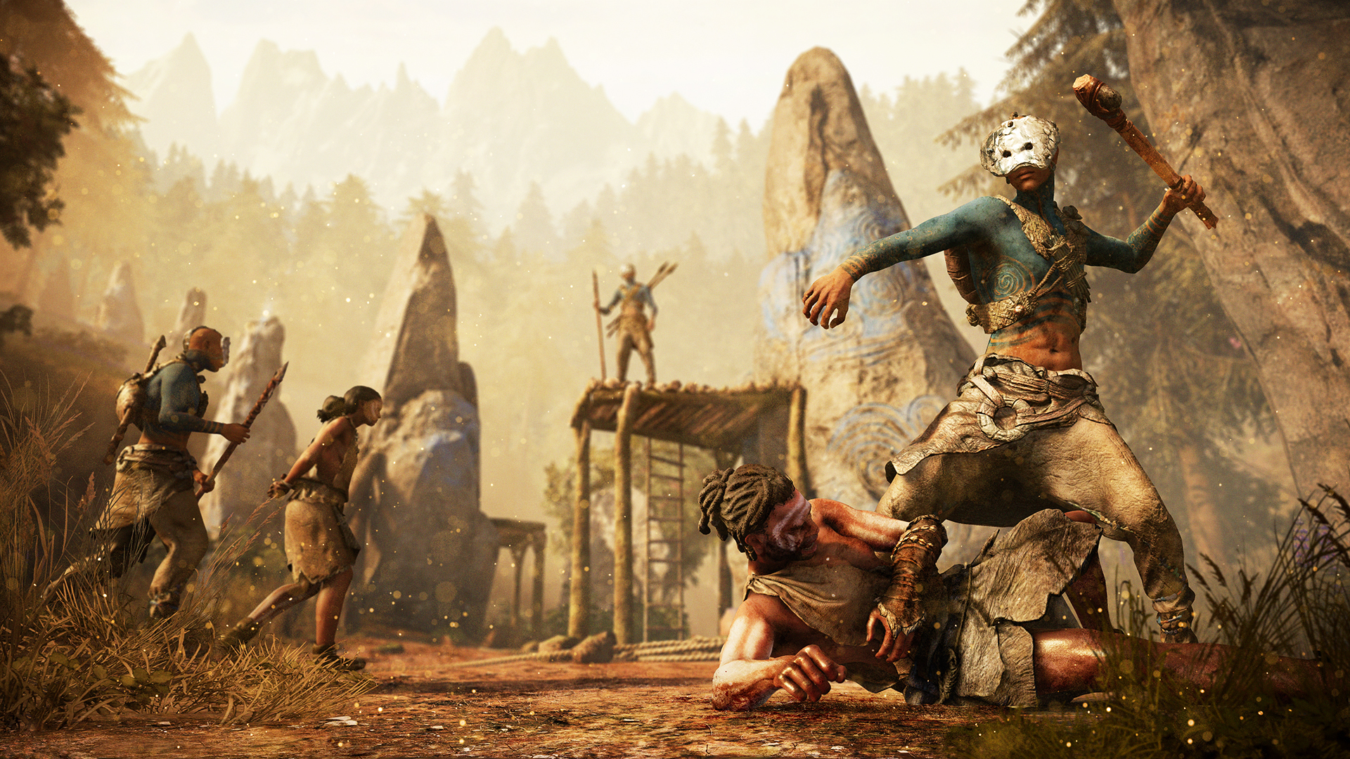 Kampf der Stämme in Far Cry Primal