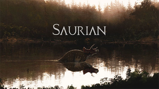 saurian preview deutsch
