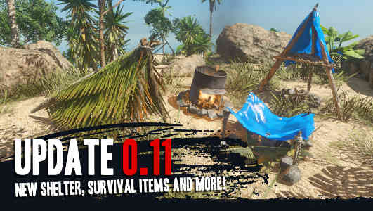 Stranded Deep Update 0.11