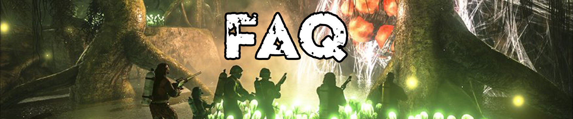 ARK: Survival Evolved FAQ