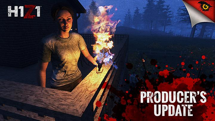 H1Z1 – Producer's Update! Ignition, Z2 Map und neues Crate