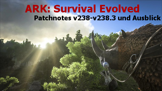 ARK Patch v238