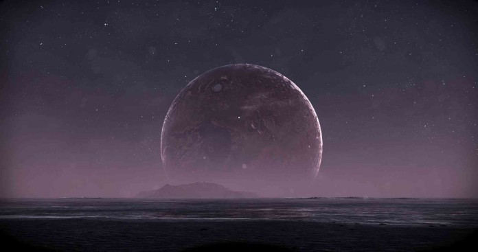The Solus Project Moon Weltall