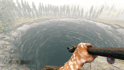 The Forest Sinkhole
