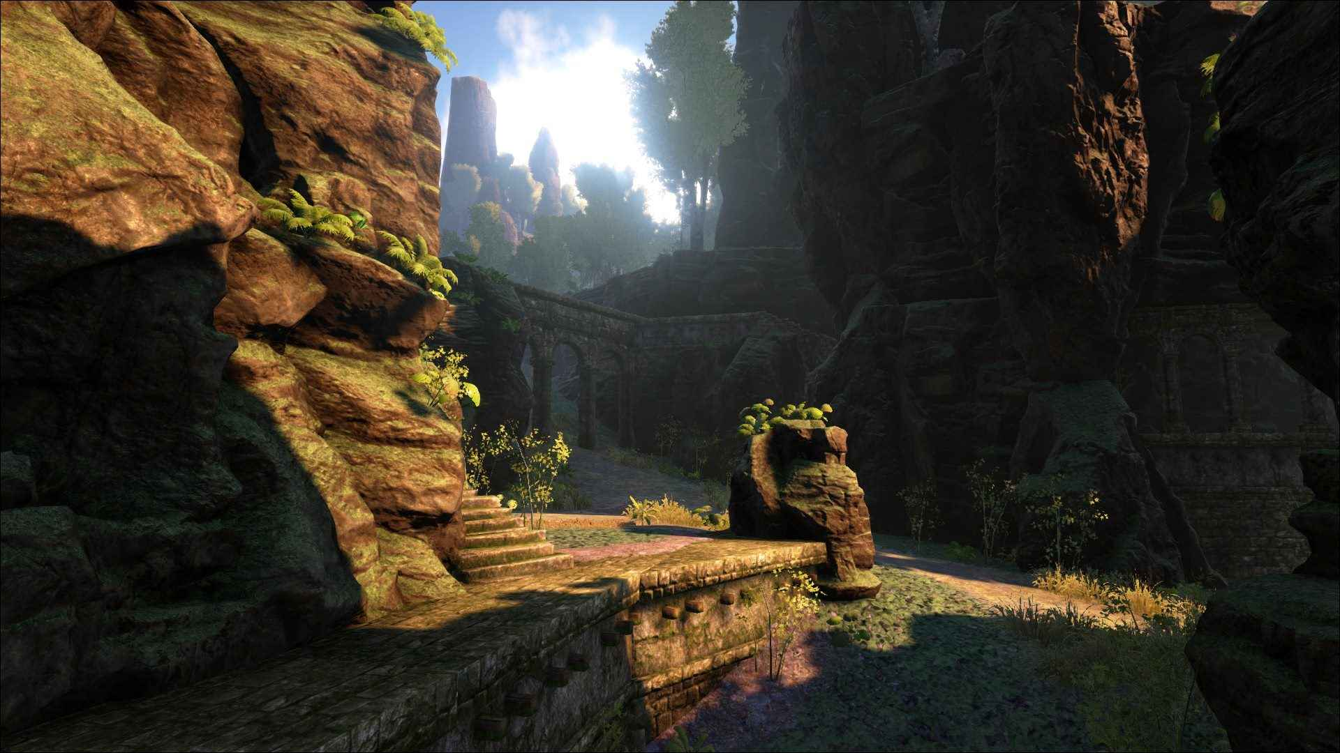 Secluded Island Ark Map