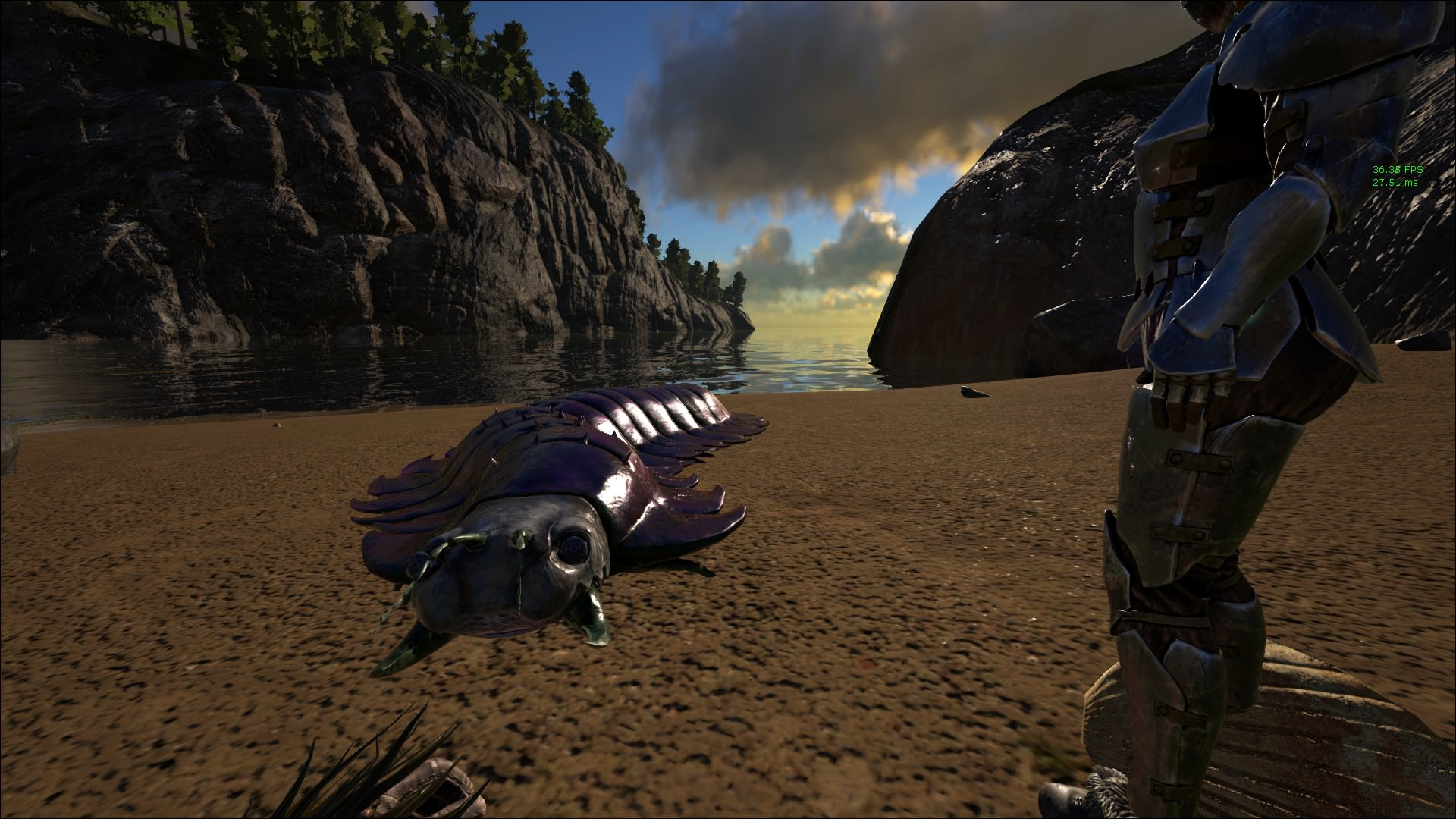 ARK Screenshot Arthropluera