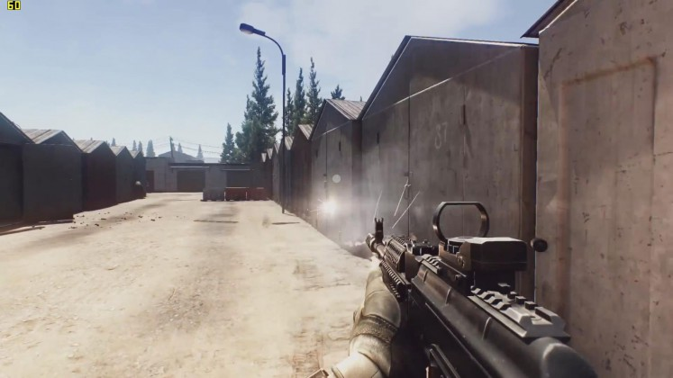 Escape from Tarkov shoot