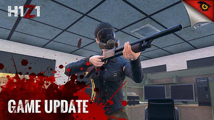 H1Z1 King of the Kill Update