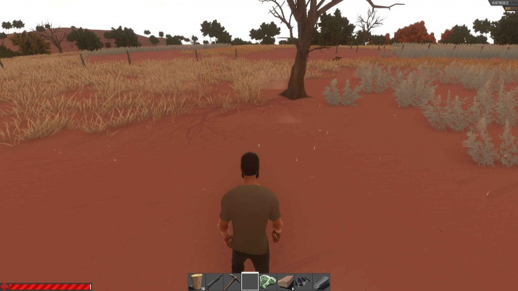 Hurtworld savanna