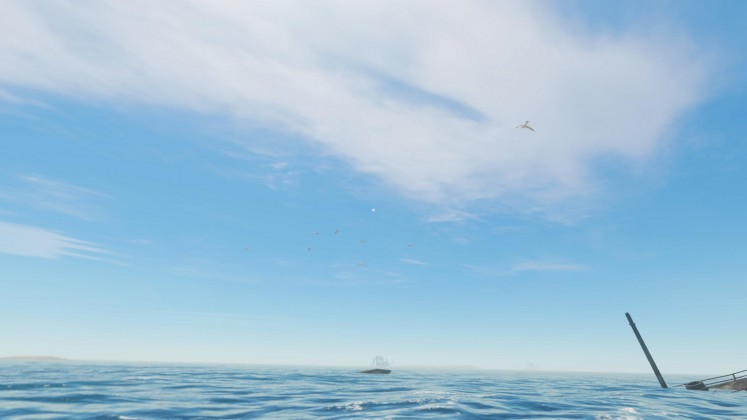 Stranded Deep Cloud