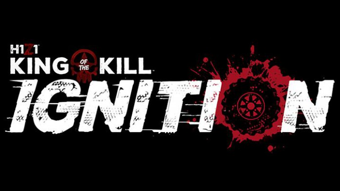 h1z1 king of the kill spielmodus ignition release
