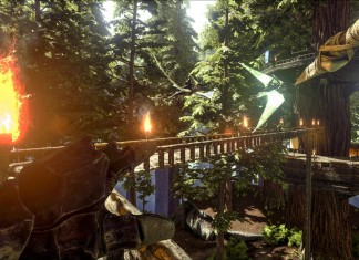 ARK Survival Evolved Redwood