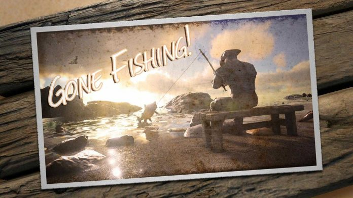 ARK fishing