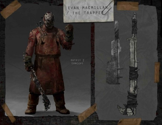 Dead by Daylight Concept Art