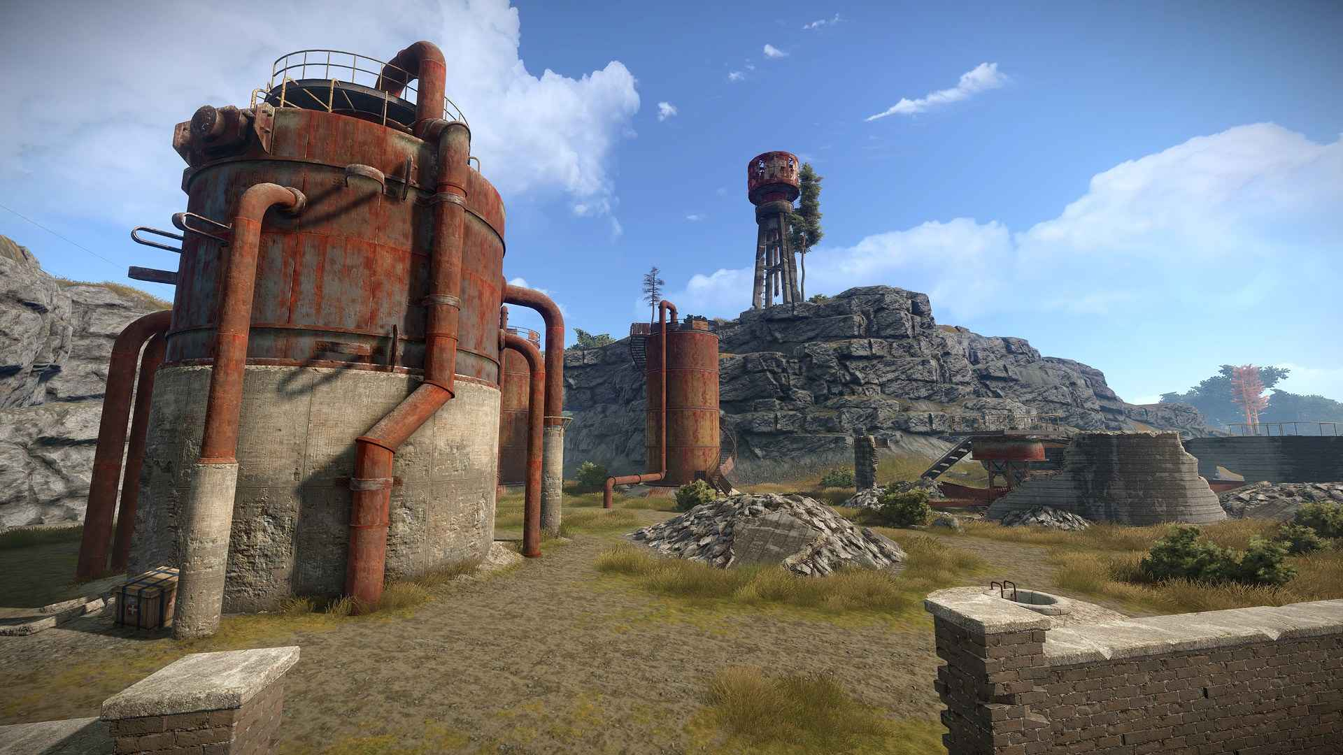 Rust Devblog 113 Dungeon