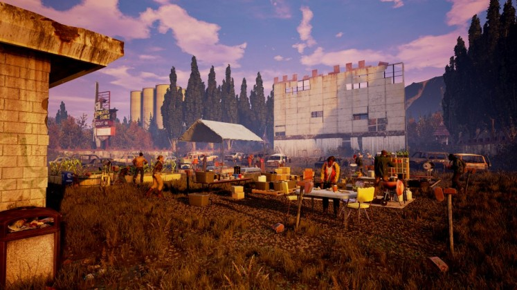 State of Decay 2 Early Base