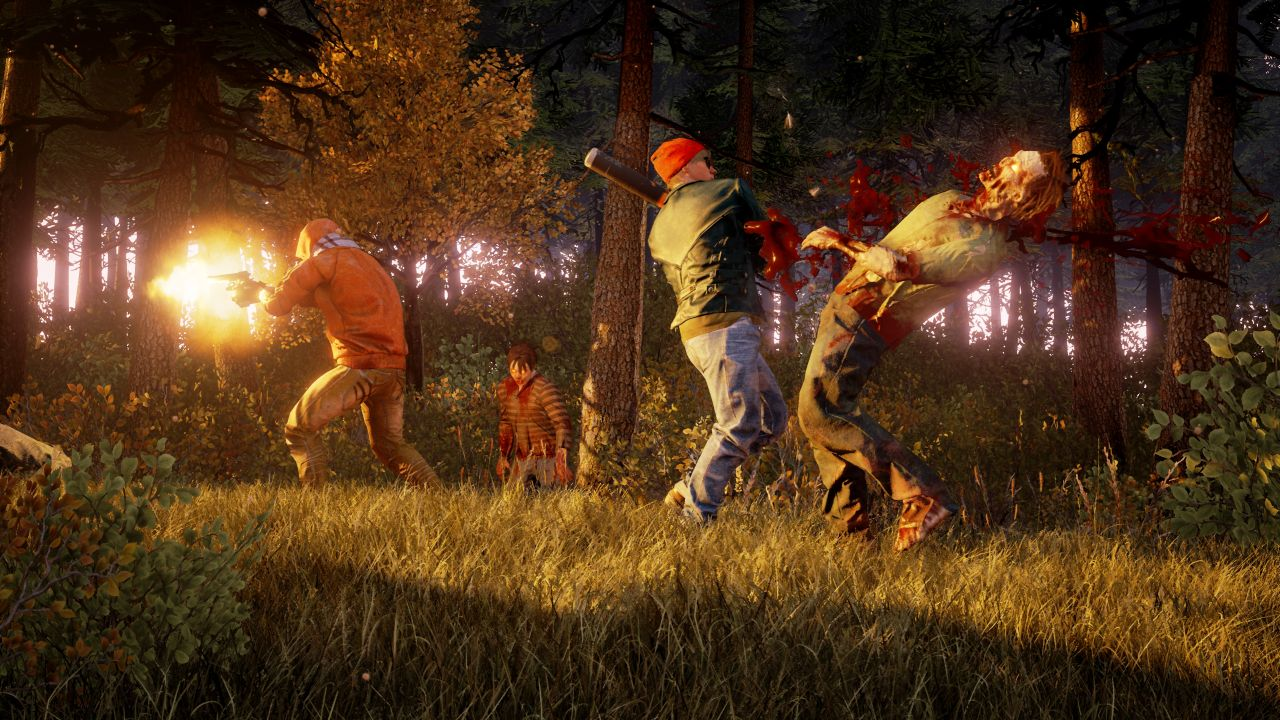 State of Decay 2 Combat