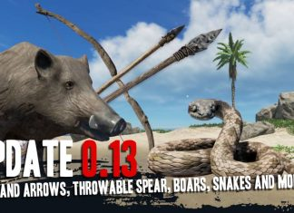 Stranded Deep Update 0.13