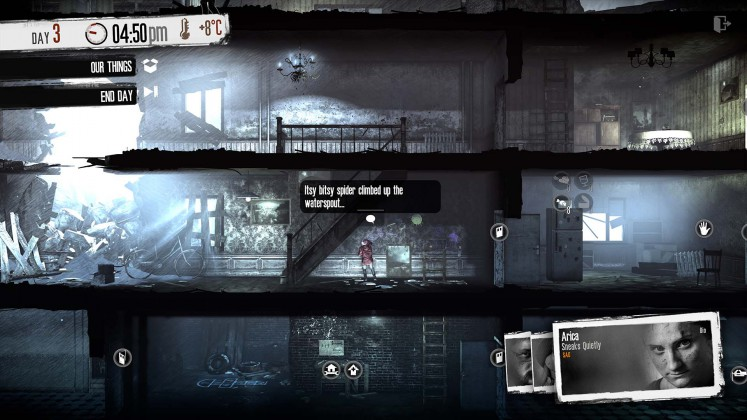 This War of Mine - The little ones - Malen
