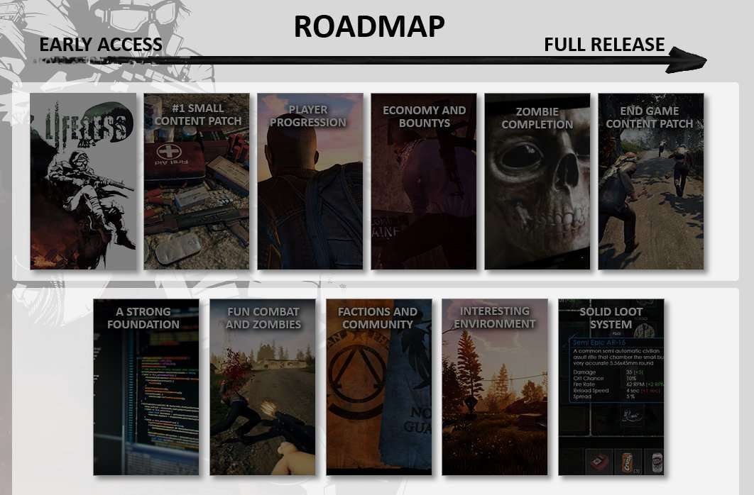 lifeless roadmap