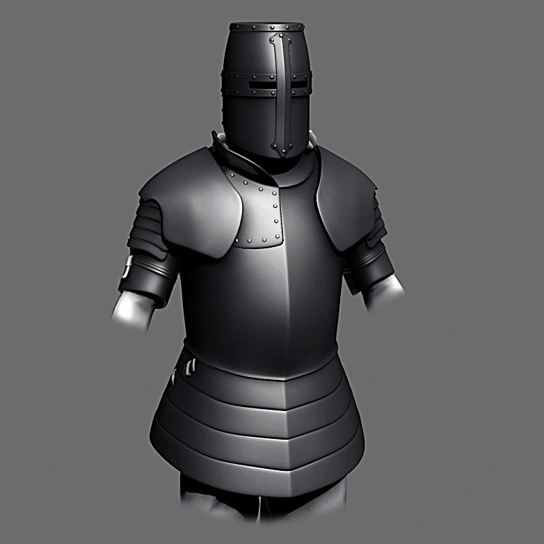 devblog #01 royal armour set