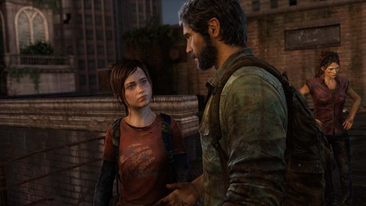 The Last of Us - Talking about better times
