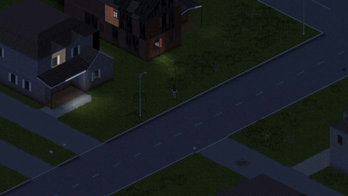 Project Zomboid - Project Zomboid – Devblog: Night Terrors
