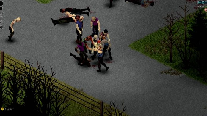 Project Zomboid – Devblog: You got red on you