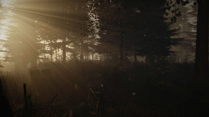 The Forest Patch 0.42