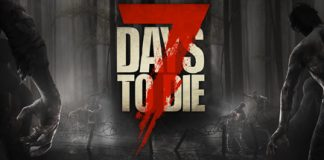 7 Days to Die console