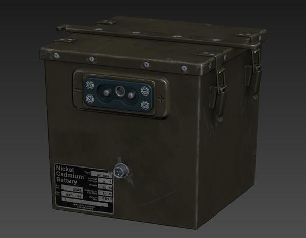 DayZ Nickel Cadmium Batterie
