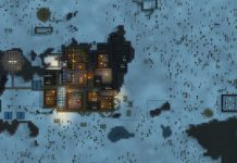 RimWorld Game Outpost