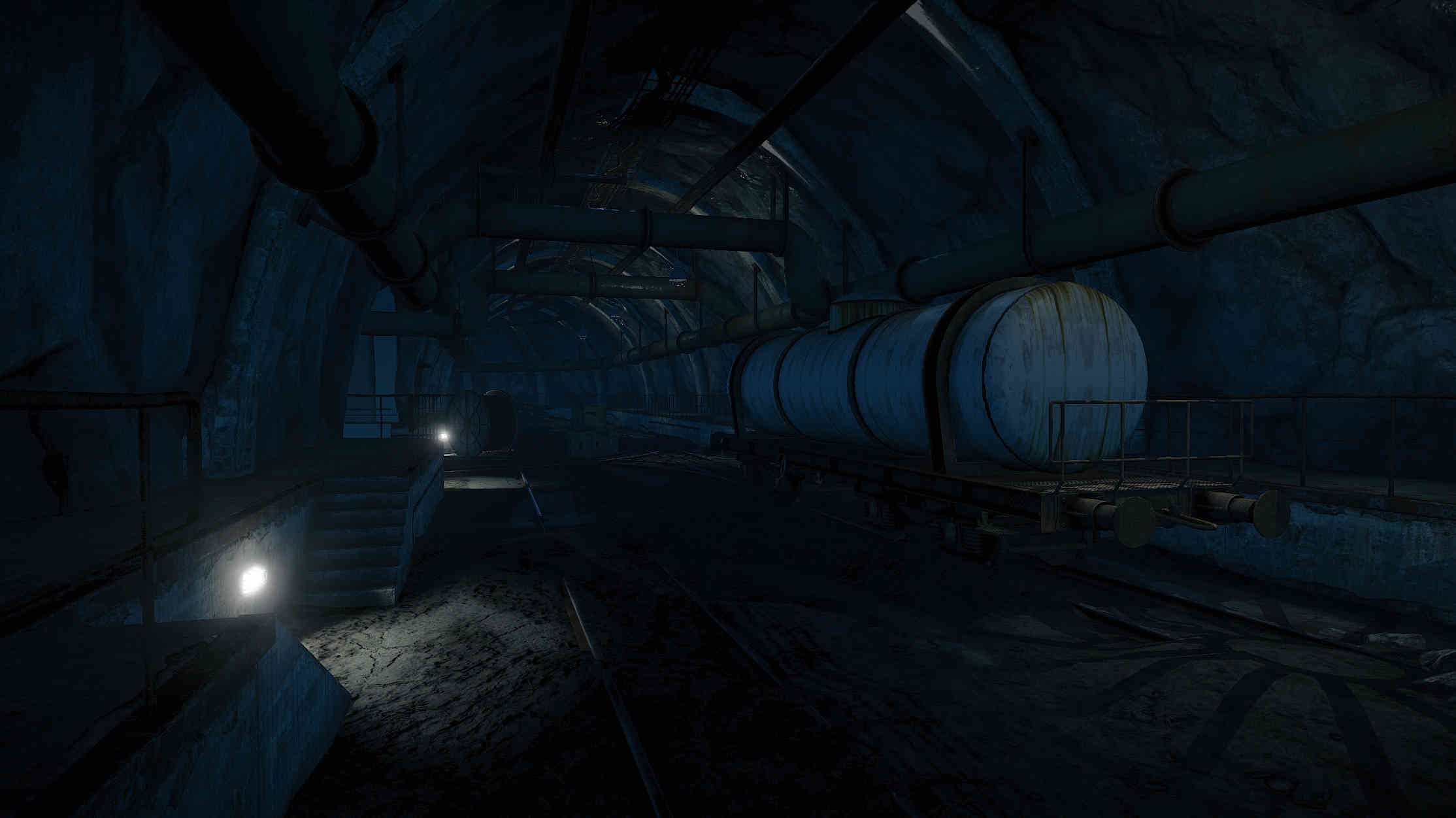 rust military tunnels