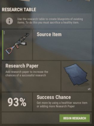 rust research