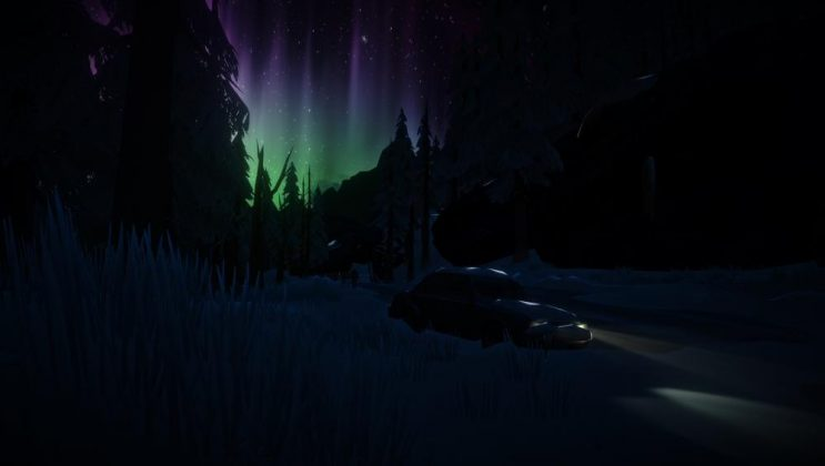 The Long Dark Aurora
