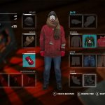 The Long Dark Charakter UI