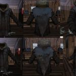 The Long Dark Wolfsmantel 3D
