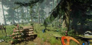 The Forest Patch 0.47 Titel