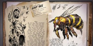 Dino Dossier Giant Bee