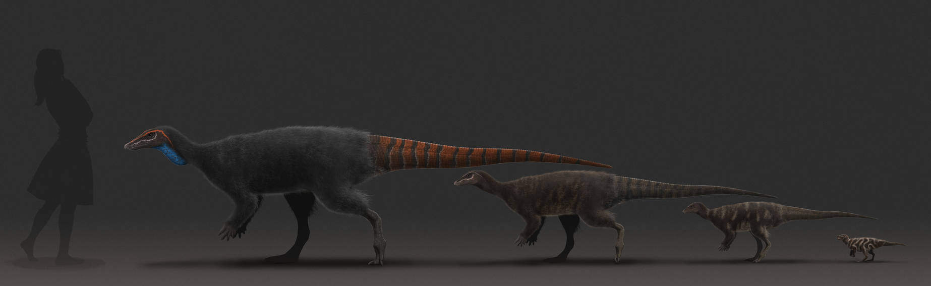 Saurian Field Guide Thescelosaurus