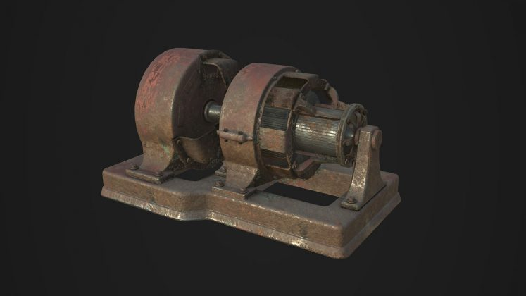 rust industrial prob 2