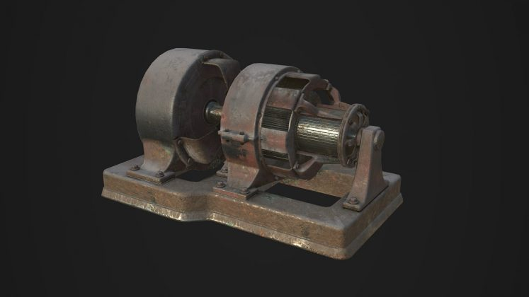 rust industrial prob 3
