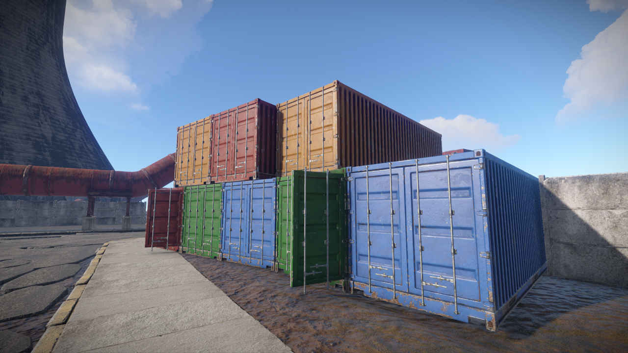 rust-container