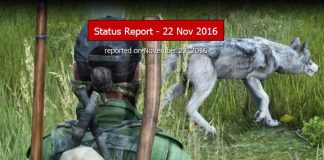 DayZ Statusreport vom 22. November