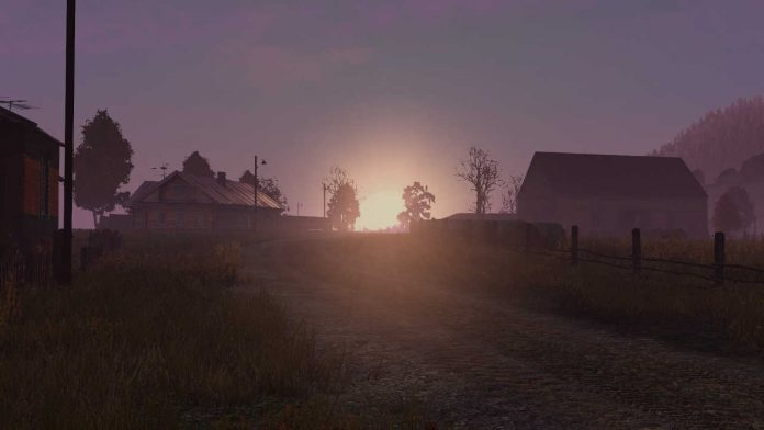 DayZ Sonnenuntergang 0.61 Stable Release