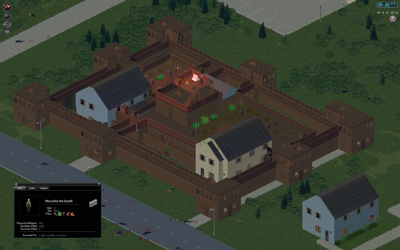 Project Zomboid - Devblog: 35-Alive über CartoZed und ItemZed