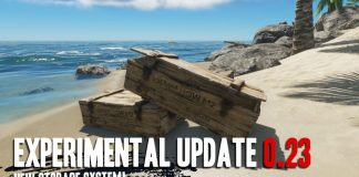 Stranded Deep Experimental Update 0.23