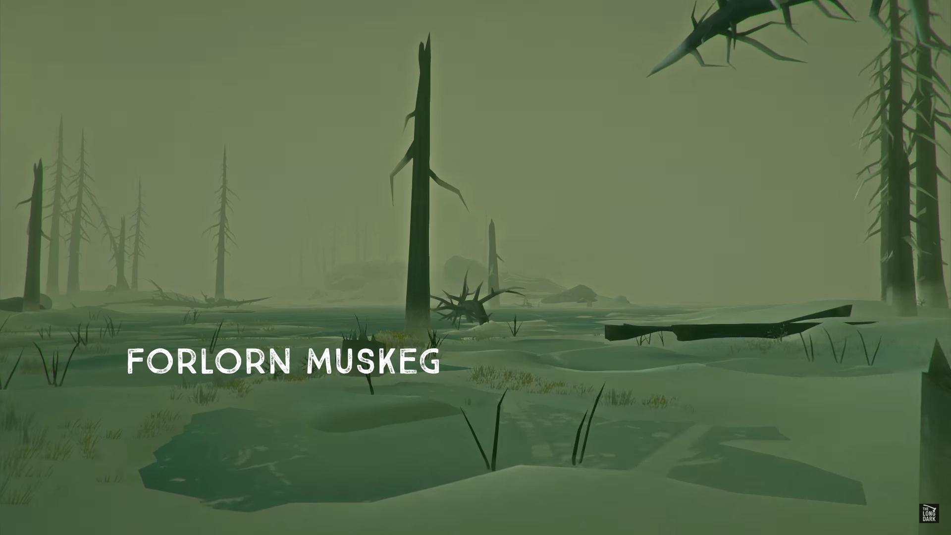 The Long Dark Resolute Outfitter Forlorn Muskeg