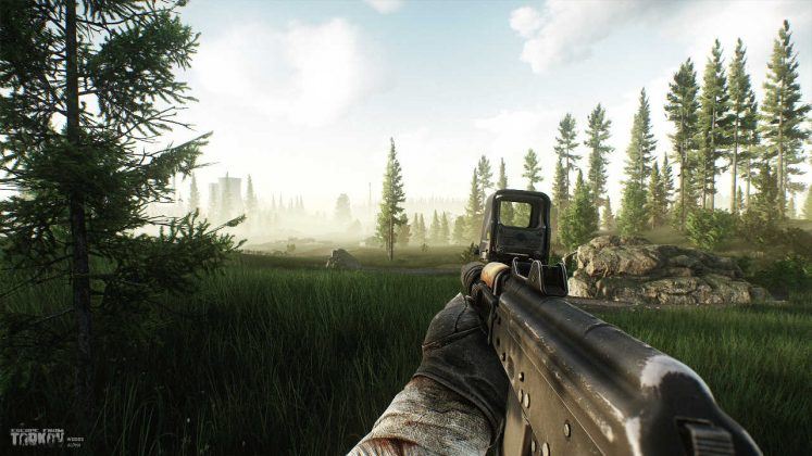 Escape from Tarkov Alpha Woods